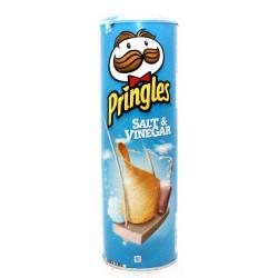 Чипс Pringles сол и оцет 165g