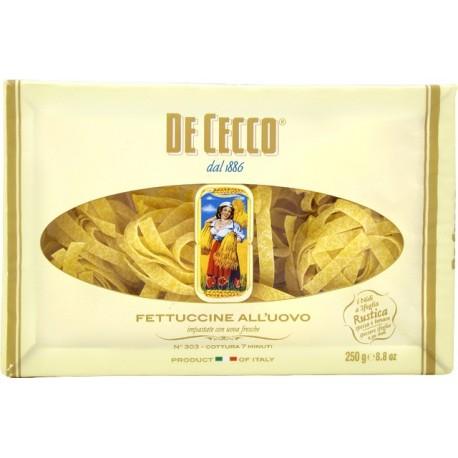 Фетучини с яйца №303 250g De Cecco