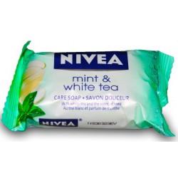 Сапун Nivea Mint&White tea 90g