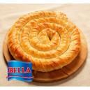 Класическа вита баница BELLA със сирене 800g