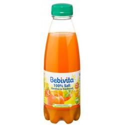 Bebivita сок от плодове и моркови 500g