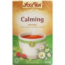 Био чай Ехинацея, ройбос, кардамон 17х1,8g YOGI TEA