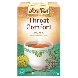 Био чай за Гърло 17х1,8g YOGI TEA