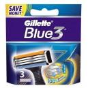 Ножчета за бръснене Gillette Blue3 3бр.
