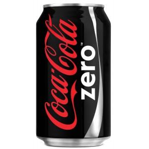 Coca-cola Zero кен 330ml