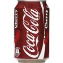 Кока-кола CHERRY кен 330ml