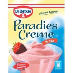 Крем Dr. Oetker Парадиз ягода 71g