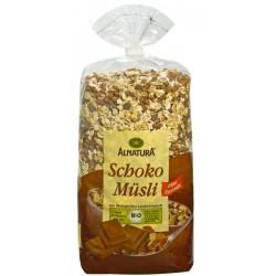 БИО МЮСЛИ ШОКОЛАДОВО ALNATURA 750g