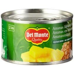 Ананас на парчета Del monte 235g