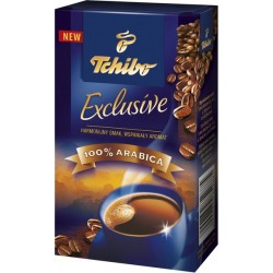 Кафе Tchibo Exclusive мляно 250g