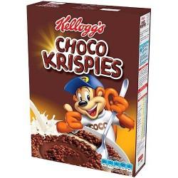 Зърнена закуска Чоко Криспис Kellogg's 375g