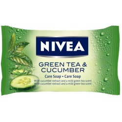 Сапун Nivea Green tea&Cucumber 90g