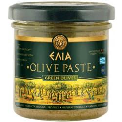 Паста маслинова Elia Зелени маслини 135g