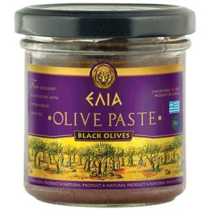 Паста Elia маслинова черни маслини 135g
