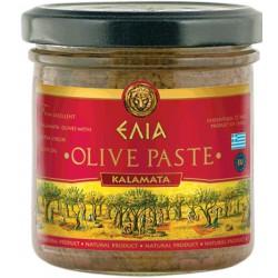 Паста Elia маслинова каламата с босилек 135g