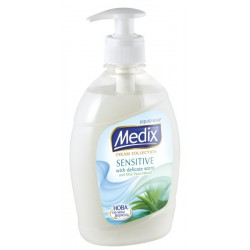 Сапун Medix течен Sensitive 400ml