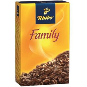 Кафе Tchibo Family печено 100g