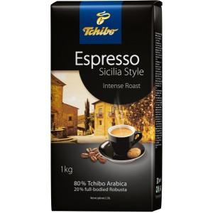Кафе Tchibo Еspresso Sicilia Style зърна 1kg