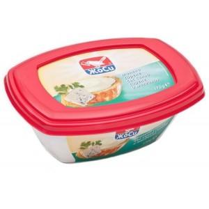 Топено сирене Жоси със синьо сирене и магданоз 170g