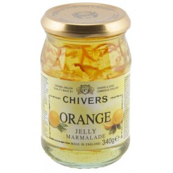 Конфитюр Портокалови кори Chivers 340g