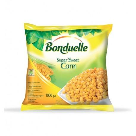 Замразена царевица на зърна Бондюел 1 kg