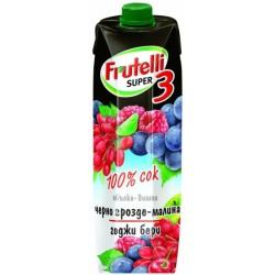 Frutelli Super 3 Годжи Бери 1l