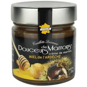 Крем от френски кестени с мед Cueillette Descours 250g
