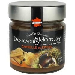 Крем от френски кестени с канела Cueillette Descours 250g