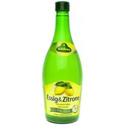 Оцет с лимонов сок Kuhne 750ml