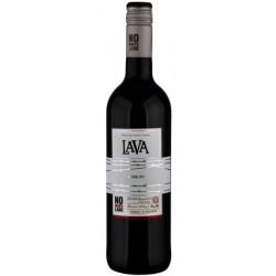Червено вино LAVA Ничия Земя 750ml