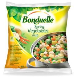 Замразенa Пролетна зеленчукова супа Bonduelle 400g