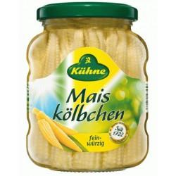 Бейби царевички Kuhne 330 ml