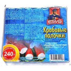РУЛЦА ОТ РАЦИ ESVA 240g