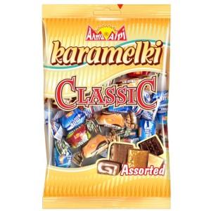 Бонбони Алпи Класик Шоко Асорти 90g