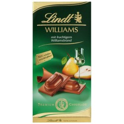 Шоколад LINDT Williams 100g
