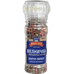 Шарен пипер мелничка 40g Harmony Foods