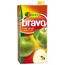 Напитка BRAVO ЗЕЛЕНА ЯБЪЛКА 40% 2l