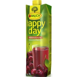 Напитка HAPPY DAY Вишна 50% 1l