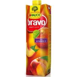 Напитка BRAVO Праскова-Ябълка 50% 1l