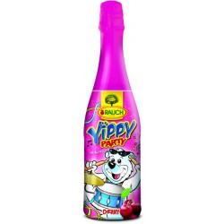 YIPPY PARTY Пенлива напитка Вишна 750ml