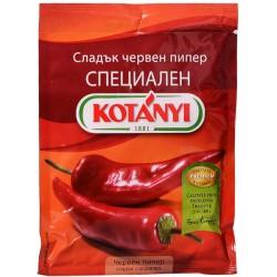 Подправка KOTANYI Червен пипер сладък специален 40g