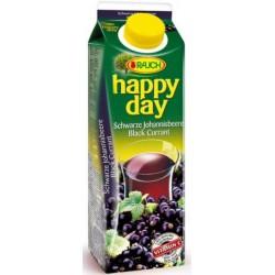 Напитка HAPPY DAY Касис 25% 1l