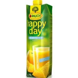 HAPPY DAY СОК 100% ПОРТОКАЛ Мек вкус 1l