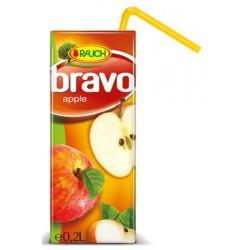 Напитка BRAVO Ябълка 50% 200ml