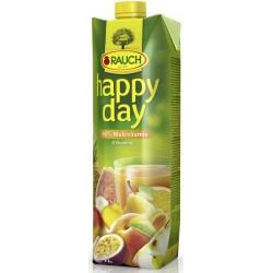 HAPPY DAY Сок Мултивитамин 100% 1l