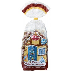 Шоко меденки със захарни перли WICKLEIN 300g