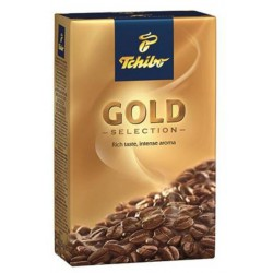 КАФЕ TCHIBO GOLD Selection мляно 250g