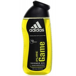 ДУШ ГЕЛ ADIDAS МEN PURE GAME 250ml