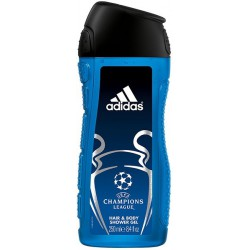 ДУШ ГЕЛ ADIDAS UEFA CHAMPIONS LEAGUE 250ml