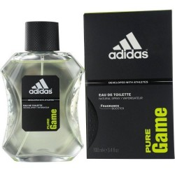 Тоалетна вода ADIDAS Men Pure Game 100ml